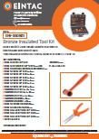 EHV-BRONZE Insulated Tool Kit
