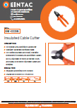 EHV-CCC315 Insulated Cable Cutter