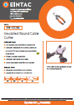 EHV-CCC316 Insulated Round Cable Cutter