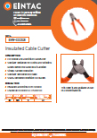 EHV-CCC321 Insulated Cable Cutter