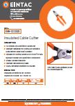 EHV-CCC323 Insulated Cable Cutter