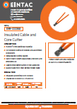 EHV-CCC350 Insulated Cable Cutter