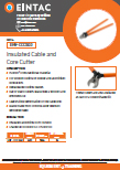 EHV-CCC360 Insulated Cable Cutter