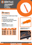 EHV-EXB Insulated Extension Bars