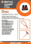 EHV-ITKV14 Insulated Tool Kit 14pcs